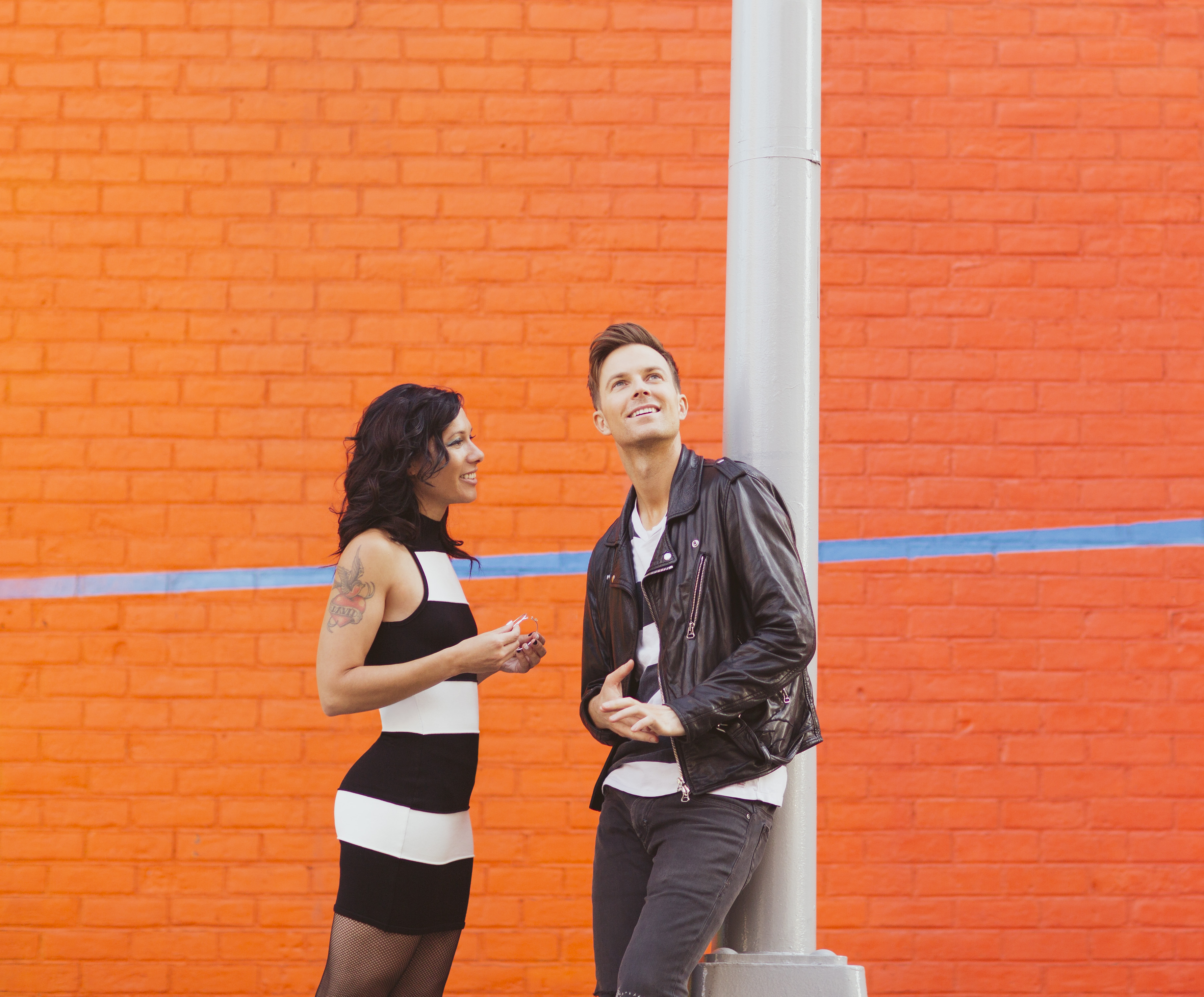 "Matt and Kim share new video for ""Peta 2""."