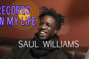 Saul Williams guests on 'Records In My Life', The rapper/poet/actor talked about some his favourite albums