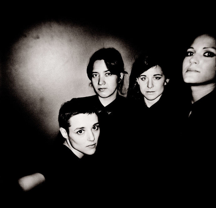 "Savages release new video for title-track ""Adore"". Savages forthcoming album comes out January 22nd on Matador Records."