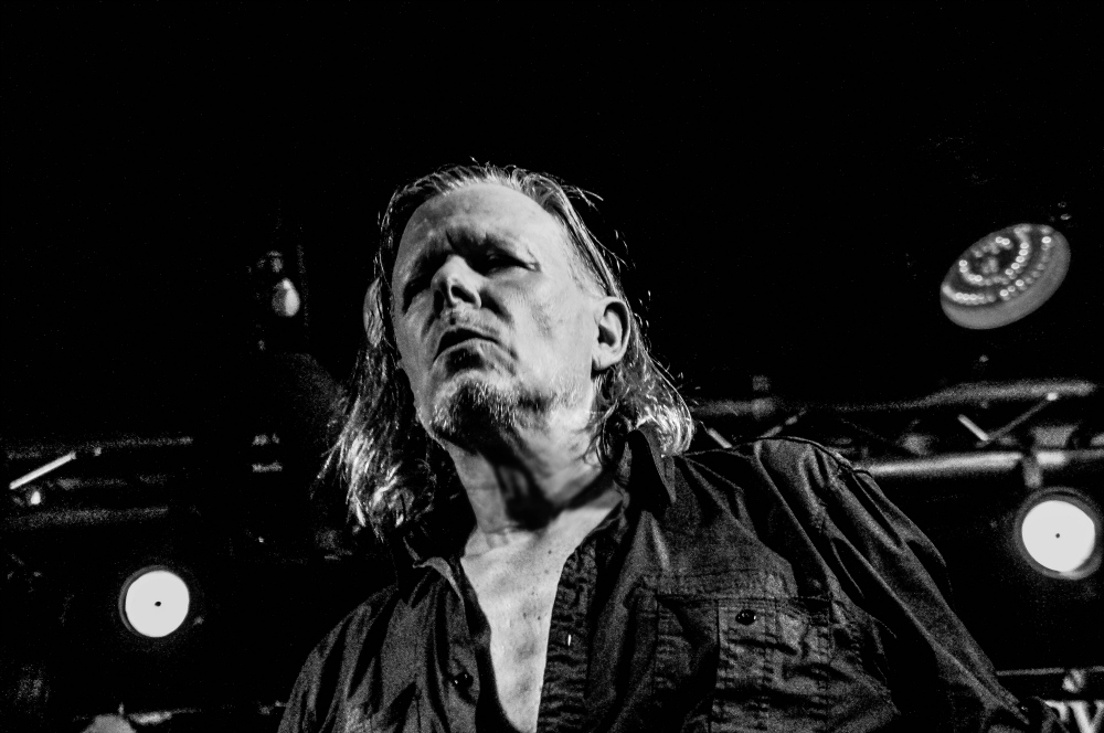 Swans' MICHAEL GIRA announces solo tour through March and April