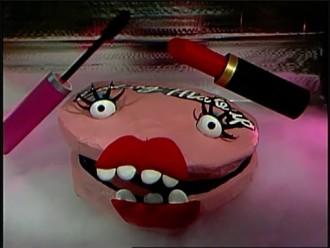 """""""Eating Makeup"""" by Seth Bogart"""