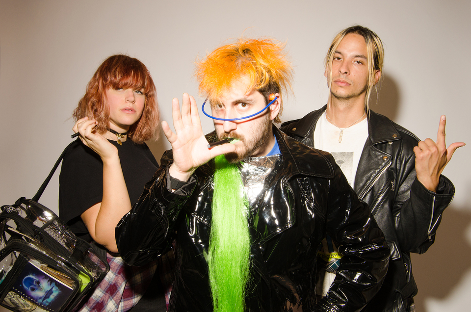 """So Pitted have shared, """"feed me"""", a new track from their forthcoming Sub Pop debut 'Neo'"""