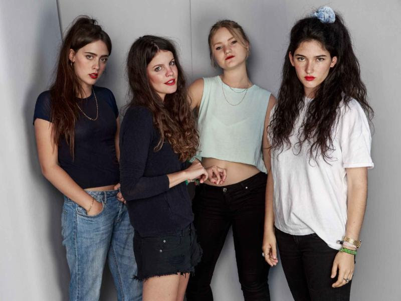 Hinds stream new LP 'Leave Me Alone'. The band's forthcoming release comes out on January 8th via Mom + Pop Music/lucky Number