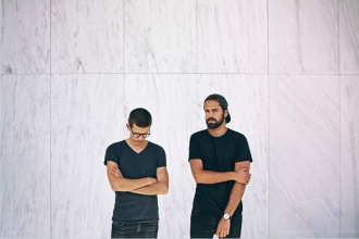 """""""Stepping Stone"""" by Lemaitre ft: Mark Johns is Northern Transmissions' 'Song of the Day'."""