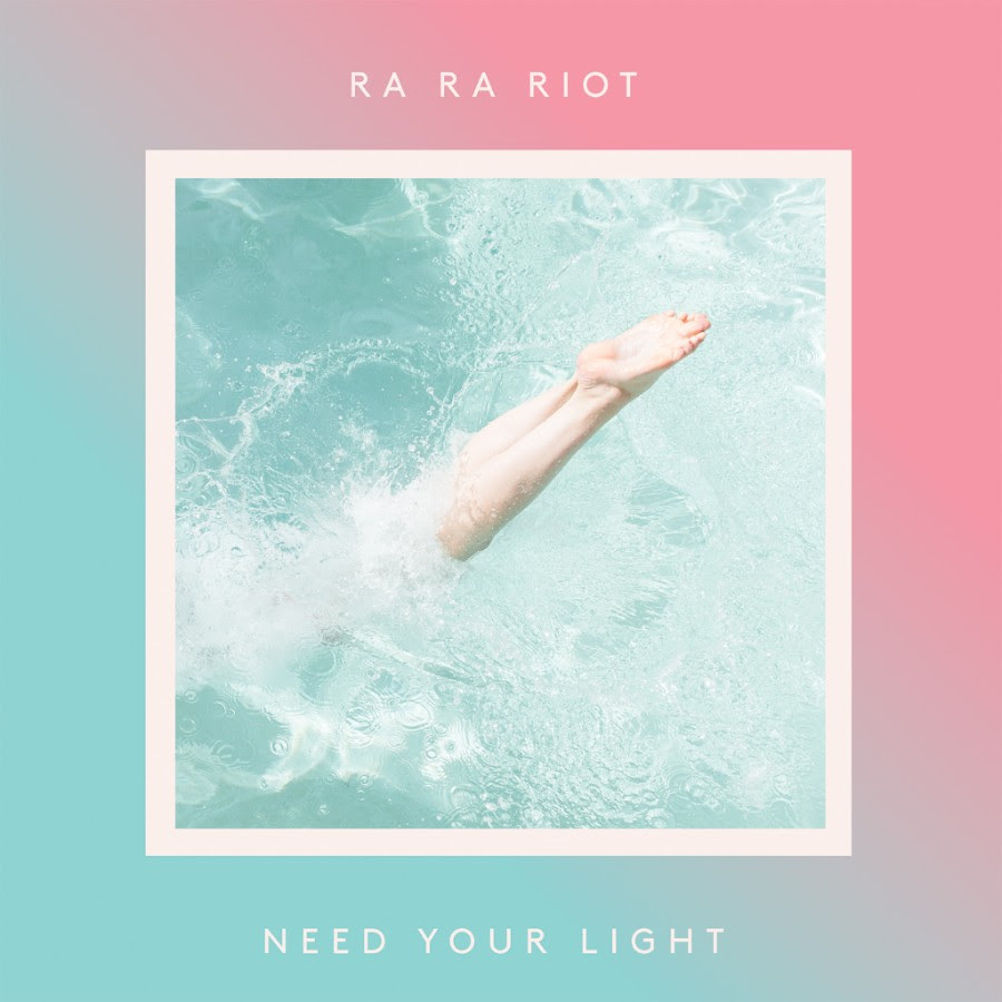 """Ra Ra Riot drop new track """"Absolutely"""". The song comes off Ra Ra Riot's forthcoming release 'Need Your Light'"""