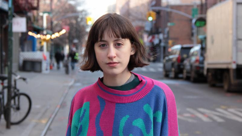 "Frankie Cosmos Announces New Album 'Next Thing, Release New Song ""Sinister"". 'Next Thing' comes out on April 1st"