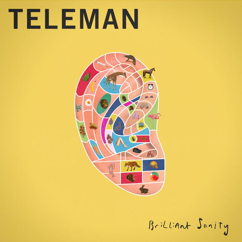 Teleman Announce New LP 'Brilliant Sanity' Out April 8th Via Moshi Moshi.