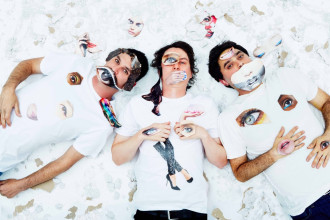 "Animal Collective launch free IOS App. that allows early access to the song ""Lying in the Grass"""