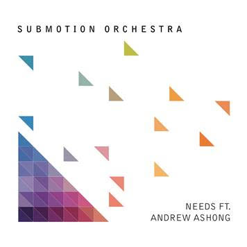 """Submotion Orchestra releases new single """"Needs"""", the track comes off their forthcoming release 'Colour Theory'"""