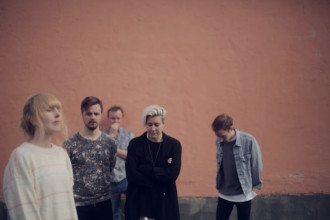 """Swedish band Francis, release video for their single """"Turning A Hand"""""""