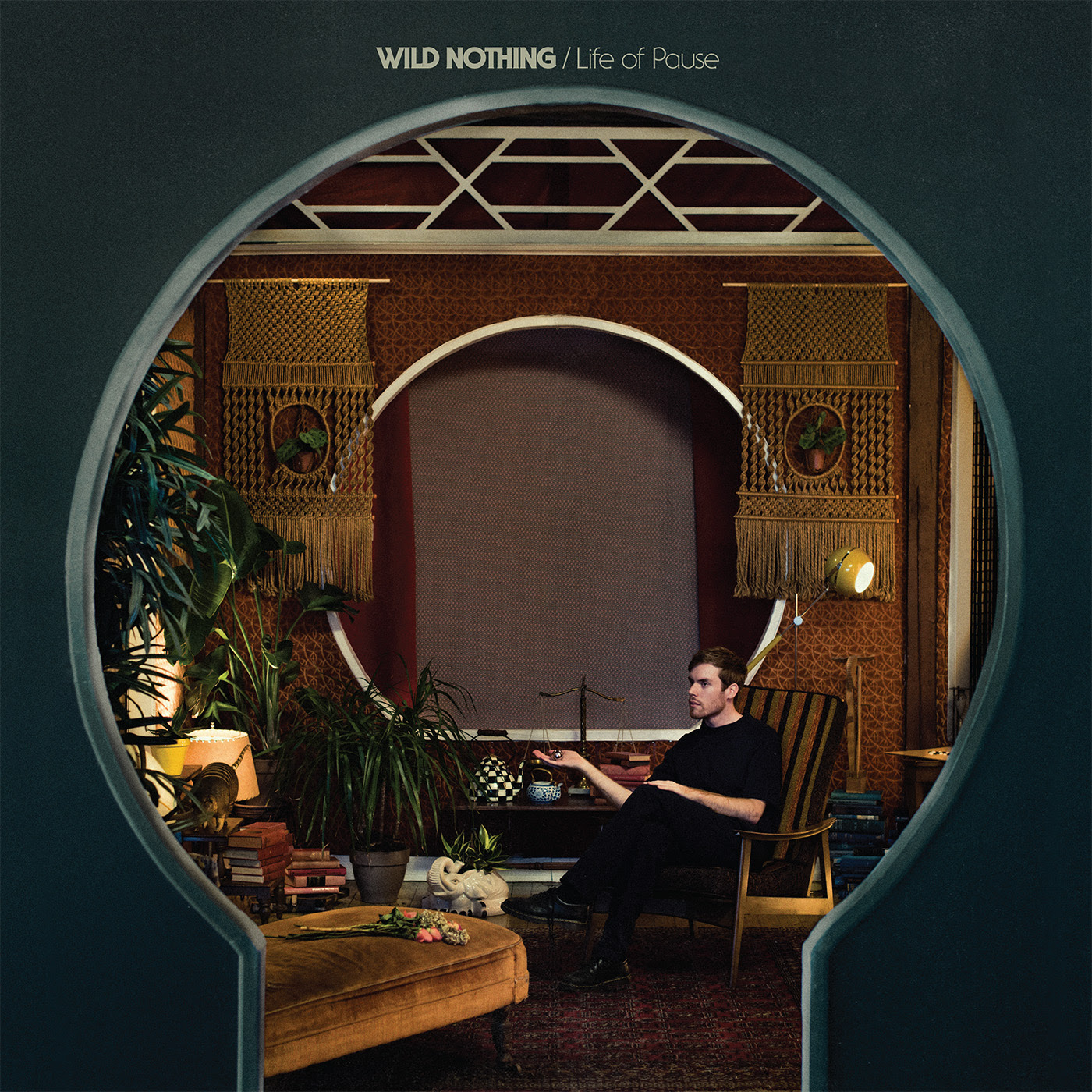 Wild Nothing has released the title-track from his forthcoming release 'Life Of Pause'.