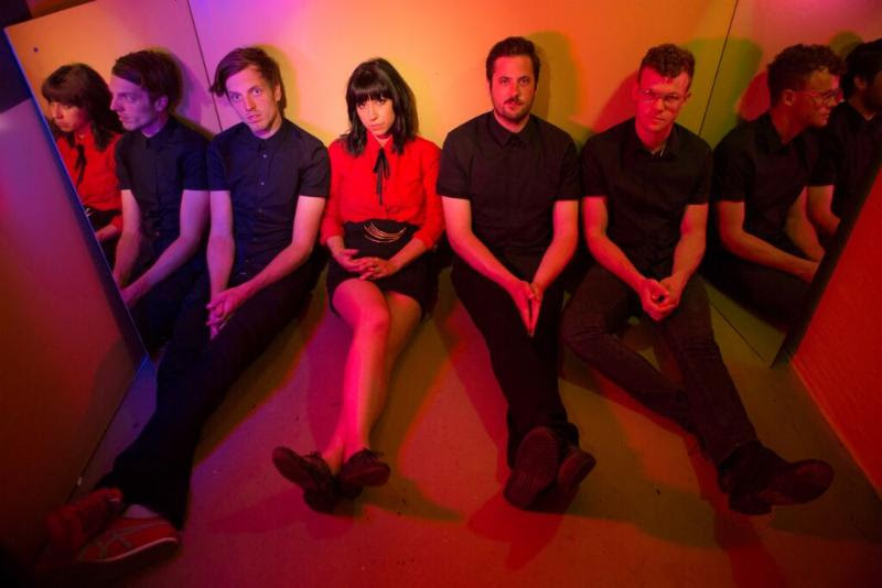"Deep Sea Diver shares new track ""Creatures of Comfort"" featuring James Mercer,"