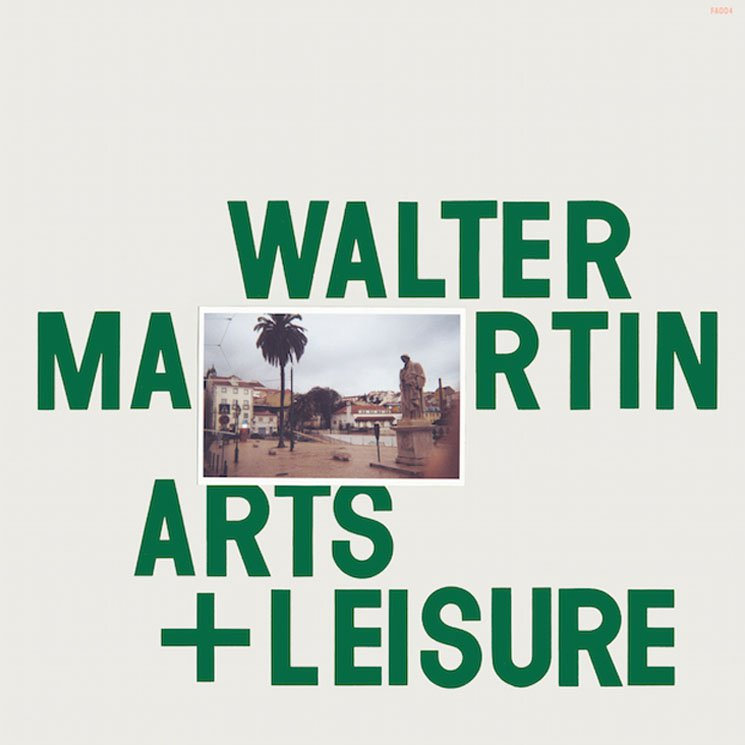 'Arts & Leisure' by Walter Martin. album review