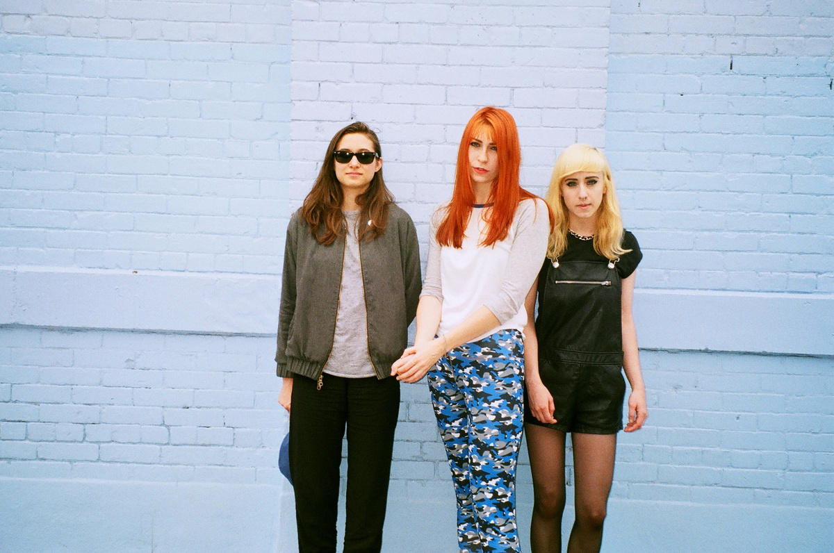 Potty Mouth have announced new East-Coast dates