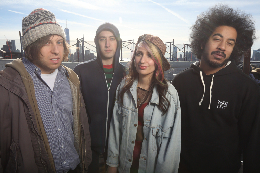 Hop Along and Speedy Ortiz announce co-headlining tour
