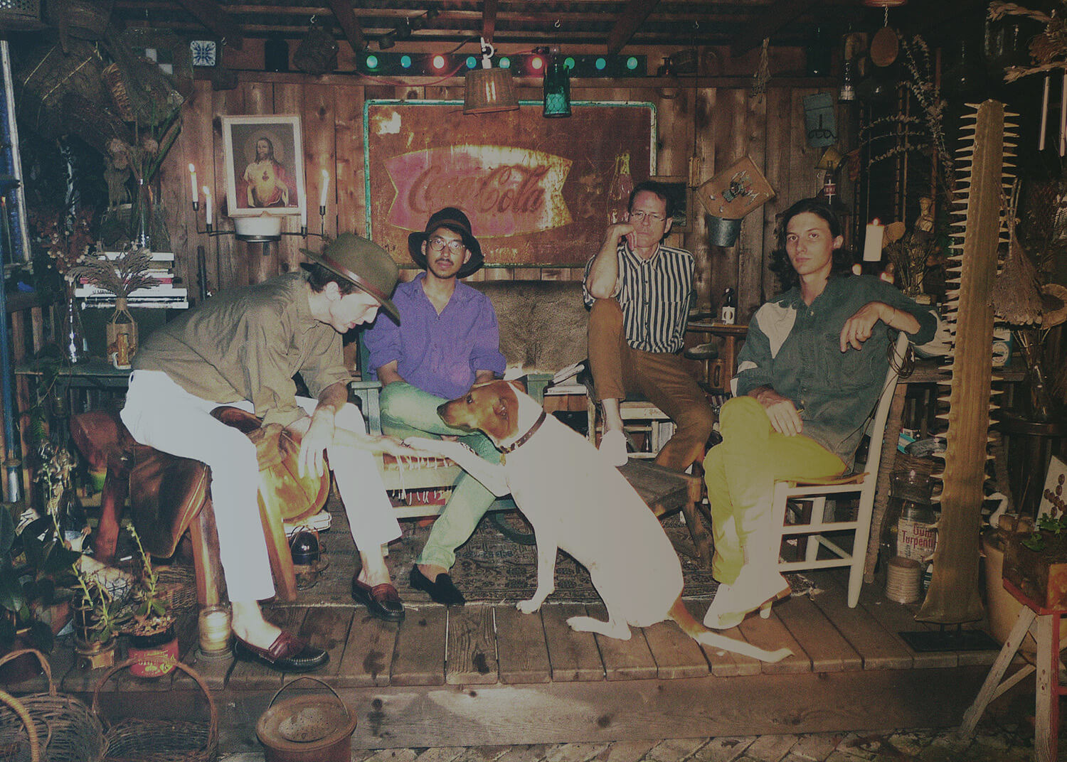 Deerhunter announce new tour dates, Including shows at Primavera, Field Day Festival, and Poppy and Harriets