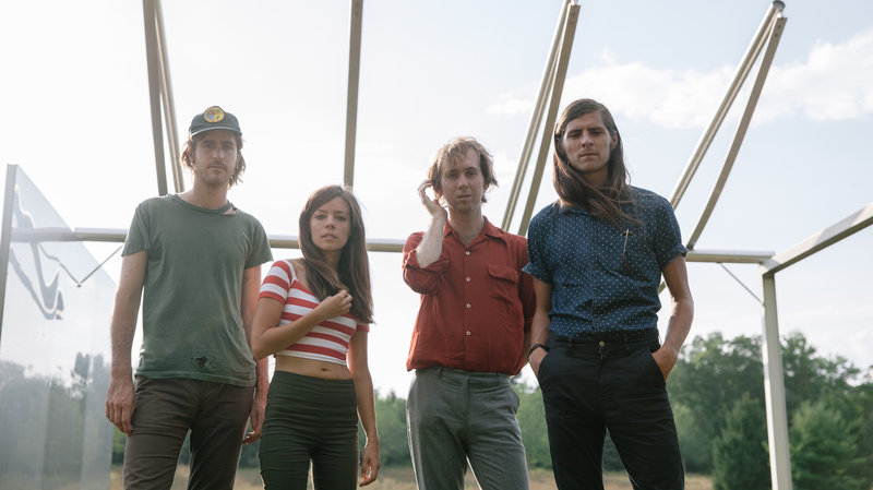 Quilt are streaming their forthcoming release 'Plaza', the full-length comes out on February 26th via Mexican Summer.
