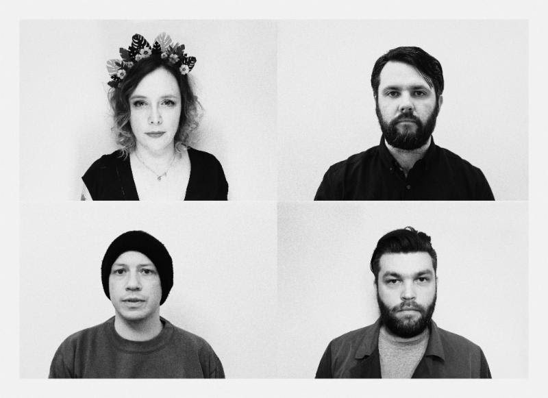 Minor Victories the new UK supergroup, featuring members of Mogwai. Slowdive, and Editors,