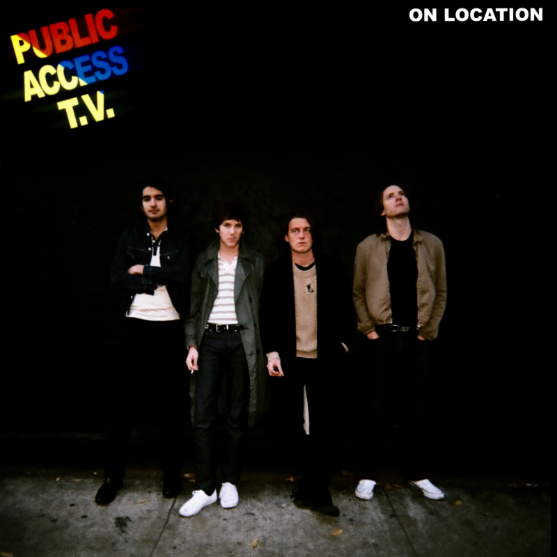 """Public Access T.V. release """"On Location"""" Video"""