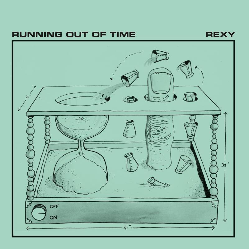 """Connan Mockasin covers Rexy's """"Running Out of Time"""""""