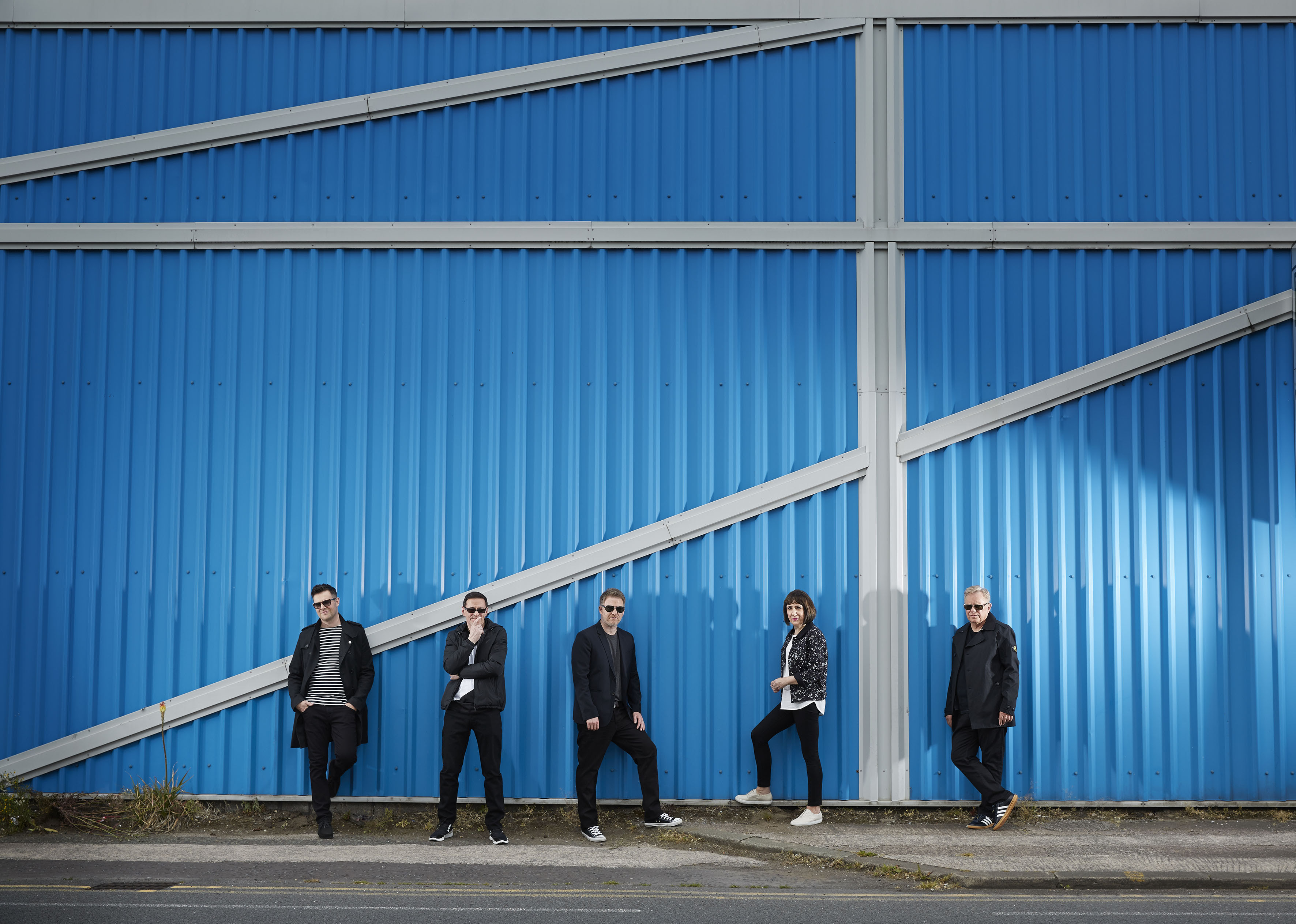 "New Order Shares ""Singularity"" Video."