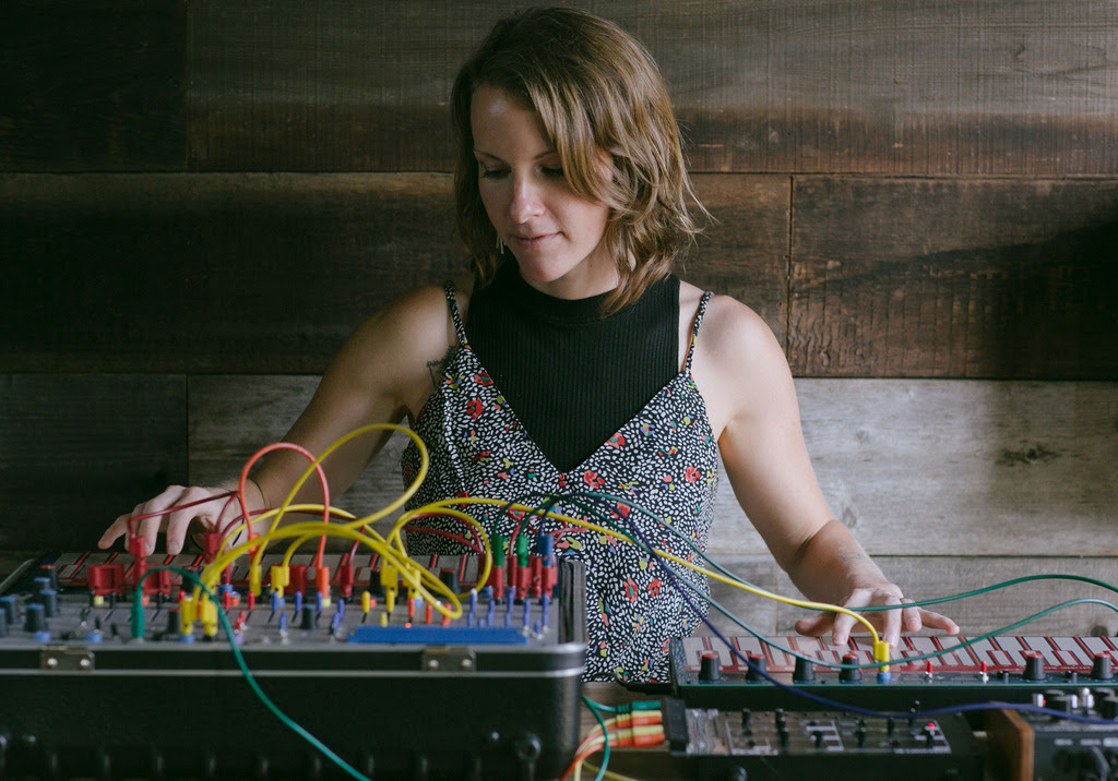 Kaitlyn Aurelia Smith Shares song off 'Ears', out April 1st on Western Vinyl.