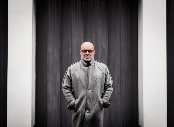Brian Eno announces new album 'The Ship'.the full-length drops on April 29th via Warp Records,