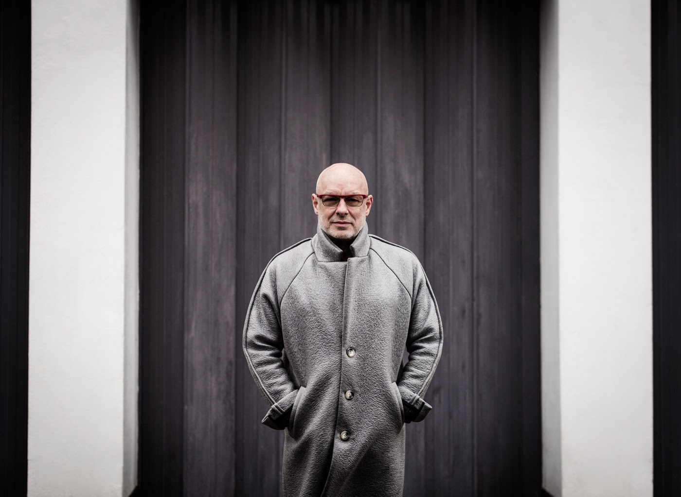 Brian Eno announces new album 'The Ship'.the full-length drops on April 29th via Warp Records,