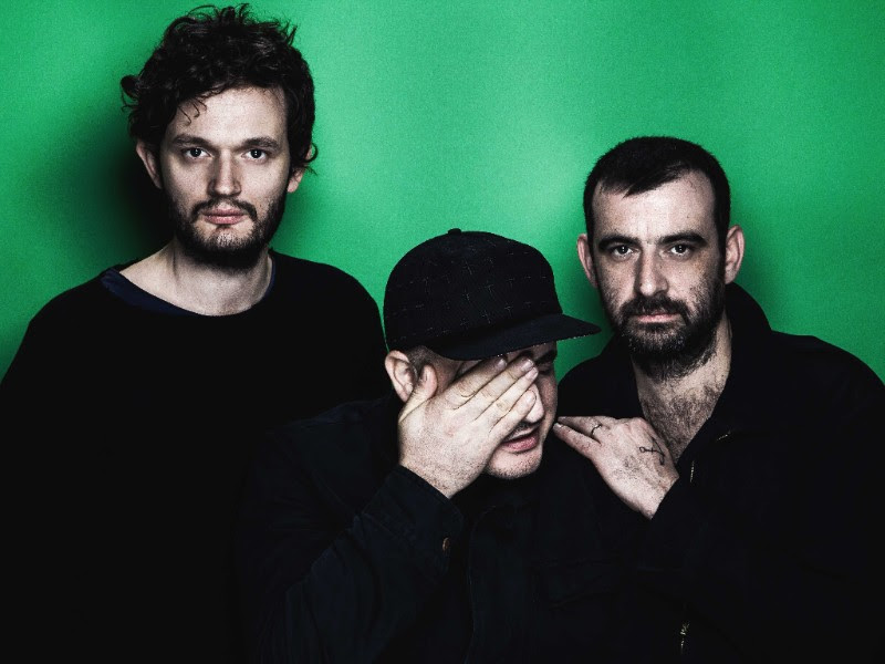 "Moderat release Debut Single ""Reminder"" Off New Album 'lll'"