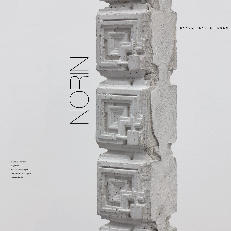 Norin (Hannes Norrvide from Lust For Youth) streams new EP 'Bakom Planteringen'.