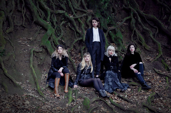 September Girls return with their new full-length 'Age of Indignation'