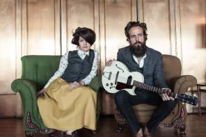 Sam Beam and Jesca Hoop announce album