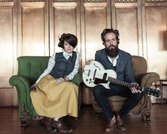 Sam Beam and Jesca Hoop announce new album 'Love Letter for Fire',
