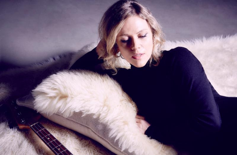 Britta Phillips reveals debut album 'Luck Or Magic', out April 29th via Double Feature records.
