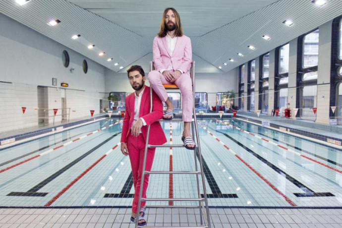 Breakbot announces live band N.A. tour dates, LP now out now via Ed Banger / Because / Warner Bros.