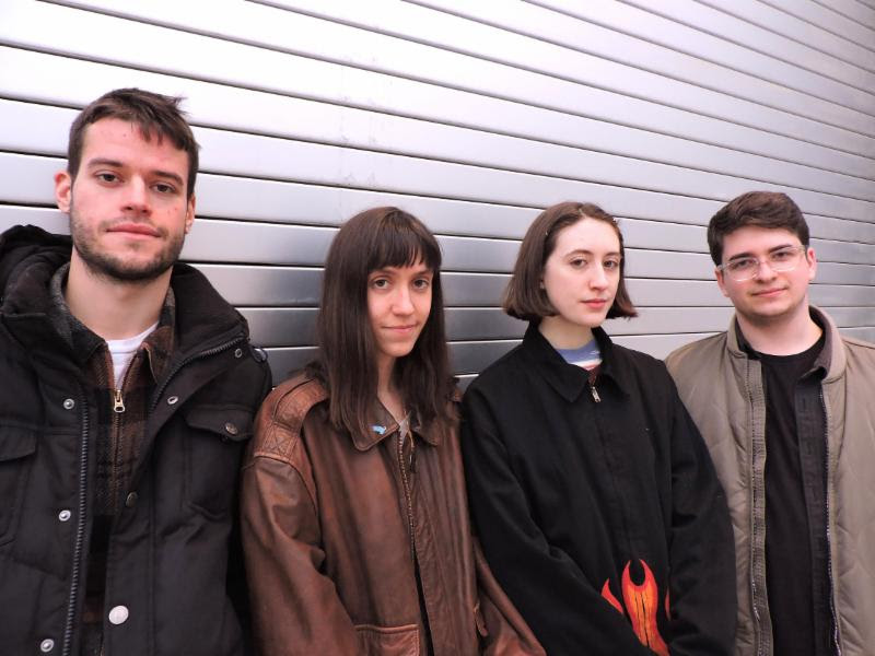"Frankie Cosmos streams new track ""On the Lips"" from her forthcoming release 'Next Thing'"