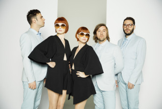Lucius to live stream show from Music Hall of Williamsburg.