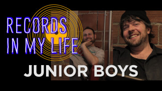 Junior Boys guest on 'Records In My Life'.