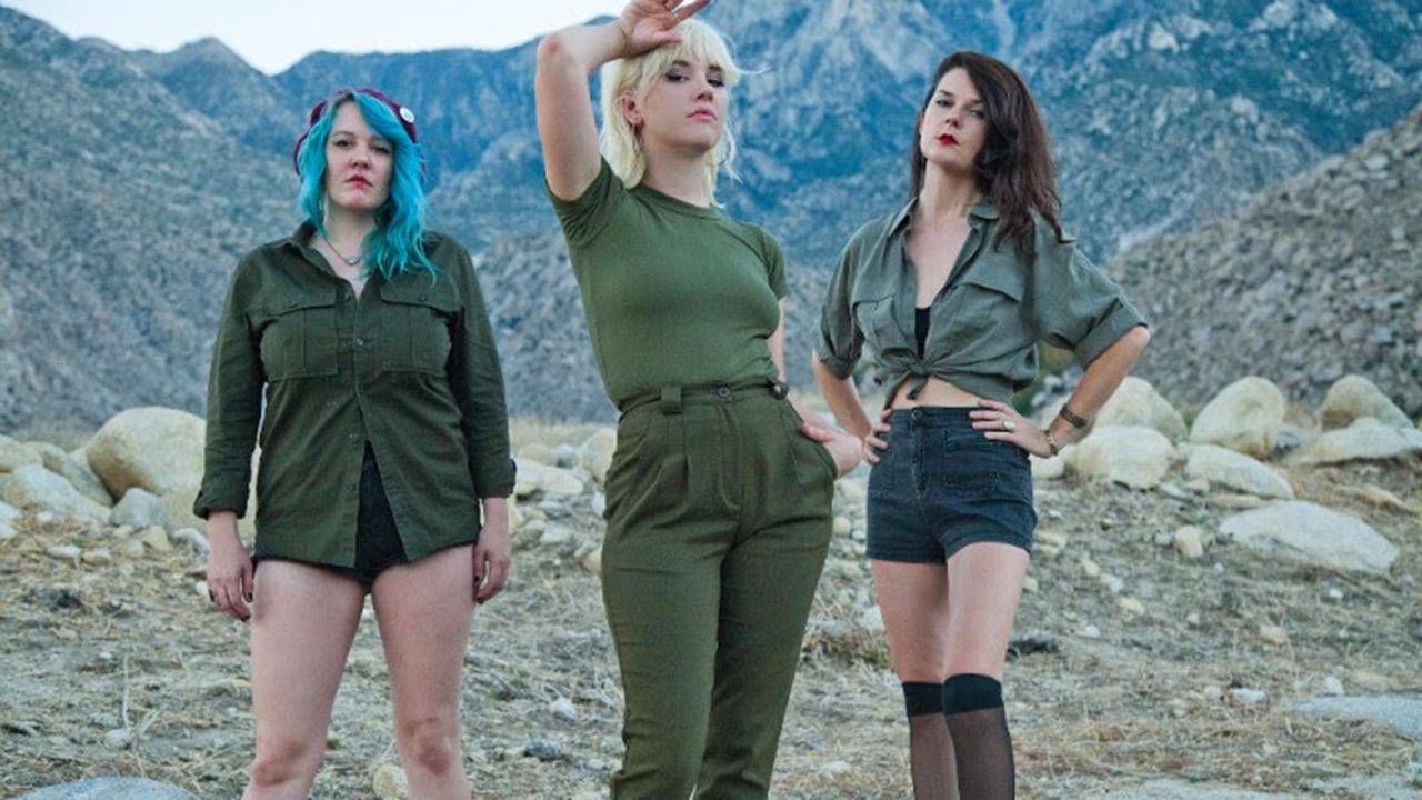 "Bleached Present New Single, ""Sour Candy,"" And Making Of 'Welcome The Worms' Mini-Doc."
