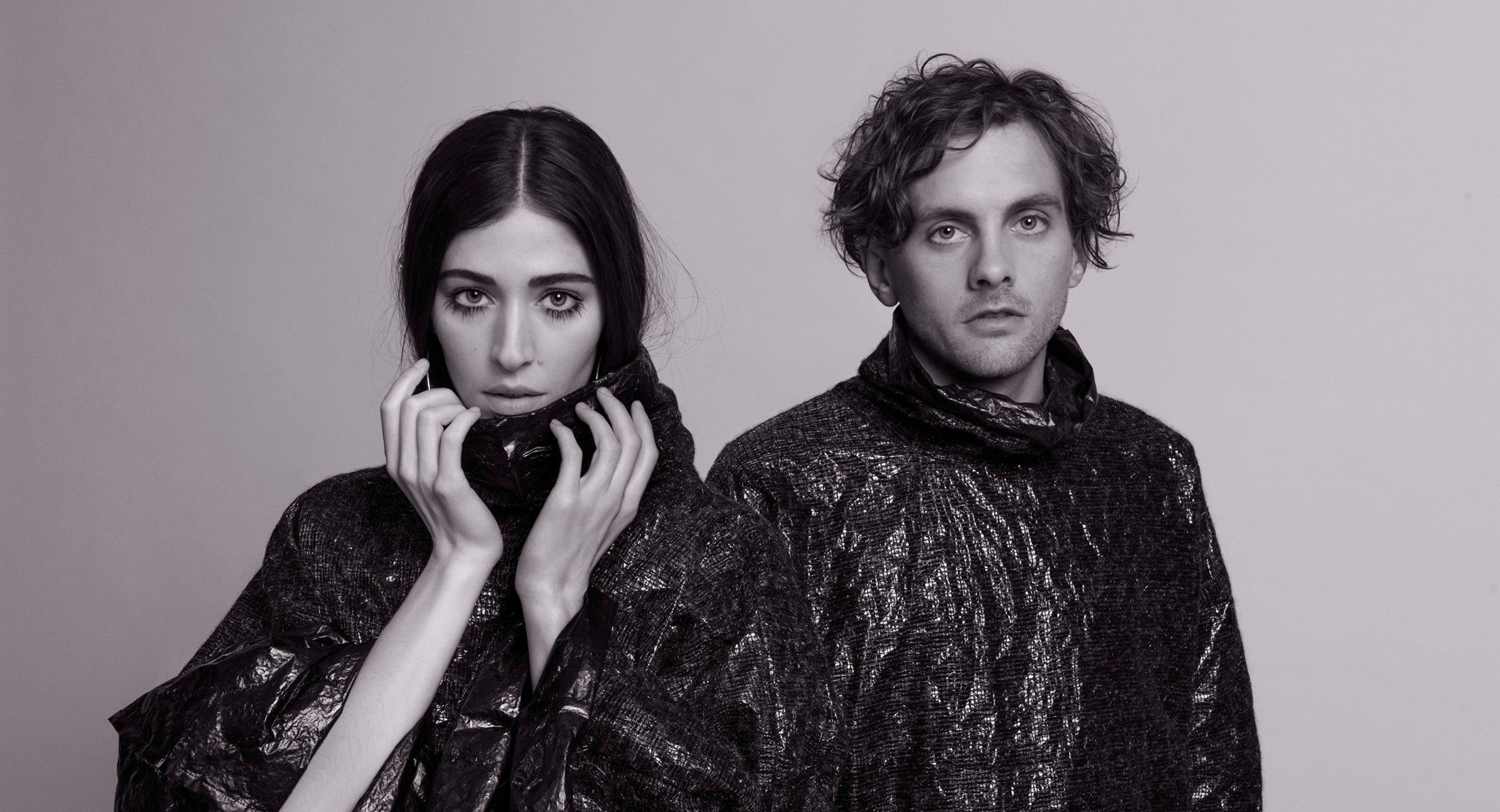 Interview with Chairlift members Caroline Polachek and Patrick Wimberly,