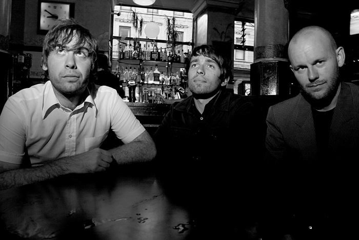 "Peter Bjorn and John Announce Album 'Breakin' Point', share first single ""What You Talking About""."