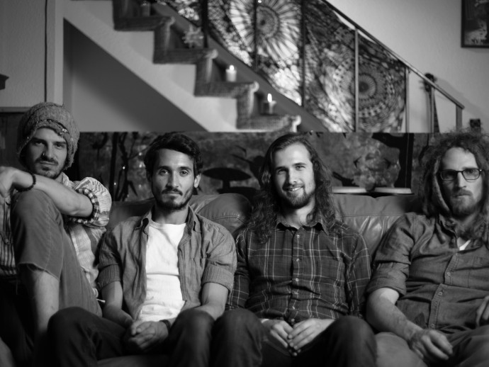 """Givers & Takers debut their new single """"Strangers""""."""