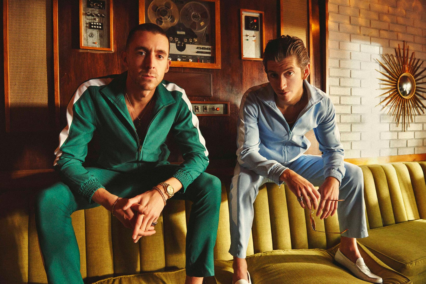 """The Last Shadow Puppets debut video for their latest single and title-track """"Everything You've Come To Expect"""""""