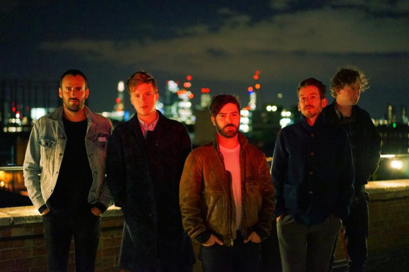 """Foals To Release New 7"""" For unreleased track """"Rain"""" on Record Store Day."""