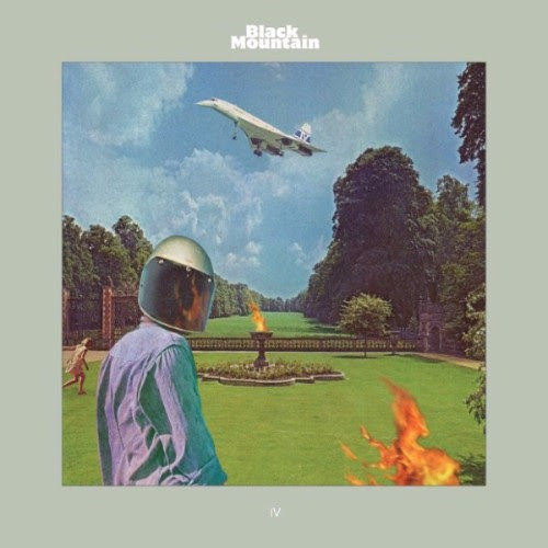 'IV' by Black Mountain, album review by Graham Caldwell.