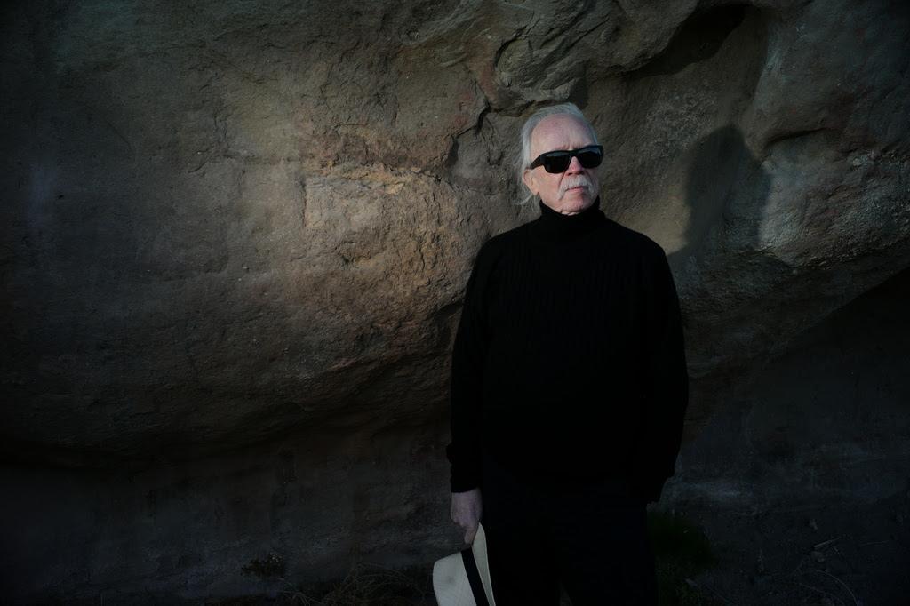 "John Carpenter has shared the single ""Angel's Asylum"", off his album Lost Themes 'II'"