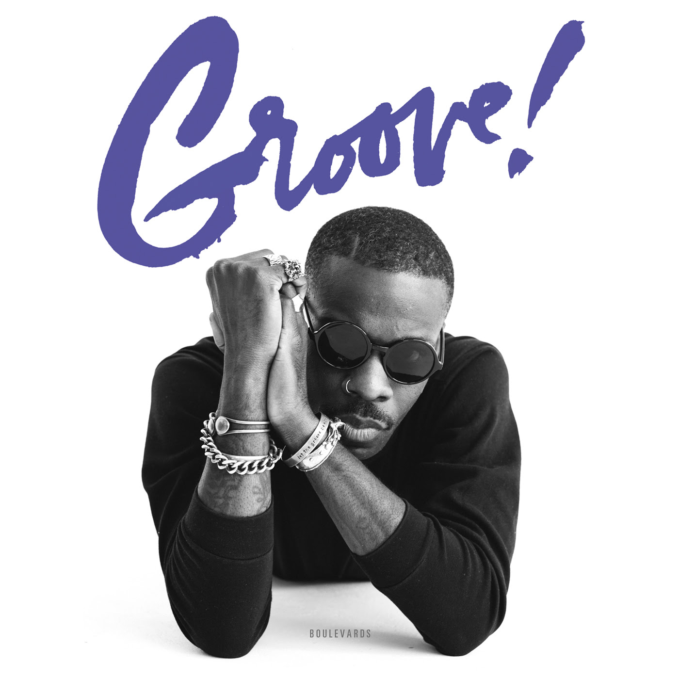 Boulevards streams his new album 'Groove!' ahead of it's April 1st release date, via Captured Tracks.