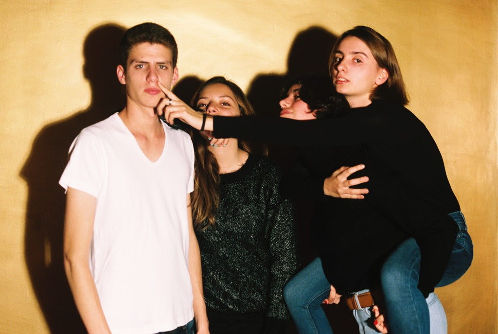 Mourn announce new album 'Ha, Ha, He.' the full-length is due out on June 3rd via Captured Tracks