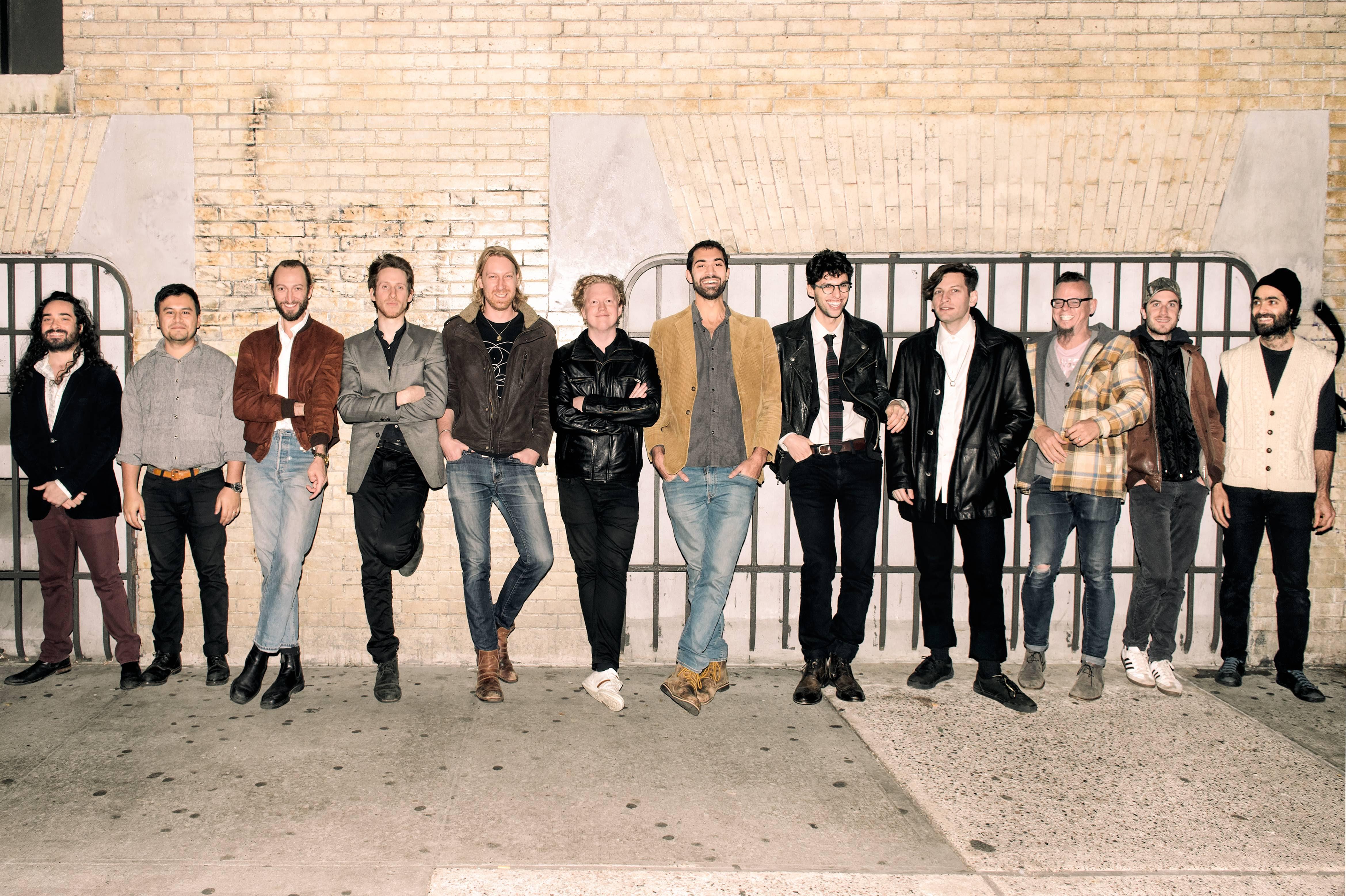 Dave Harrington (Darkside) Announces Debut Album As Dave Harrington Group