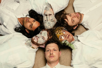 "Listen to new single from Yeasayer ""Silly Me"", off their forthcoming LP 'Amen & Goodbye"